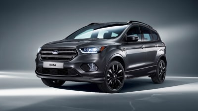 Updated Ford Kuga Arrives In Geneva, Bringing Upscale Vignale Model With It