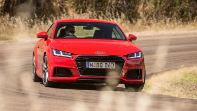 2018 Audi TT range review