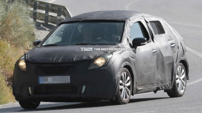Suzuki Small Hatch Prototype Spotted During Testing: Spy Photos
