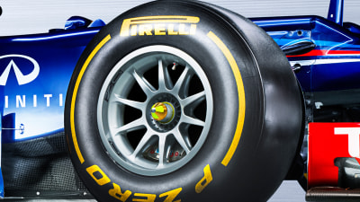 F1: Pirelli Making F1 A 'Show' Or A 'Lottery'?