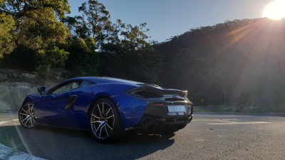 2018 McLaren 570GT first drive review