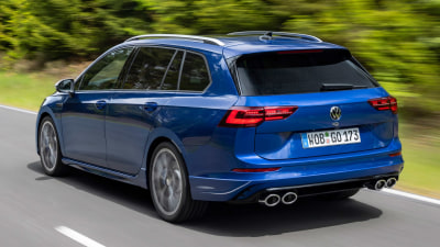 2022 Volkswagen Golf R wagon unveiled, due in Australia early 2022