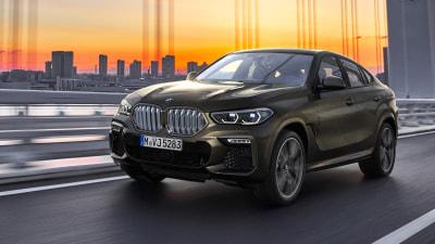 2020 BMW X6: Initial details