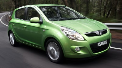 2010 Hyundai i20 Launched In Australia