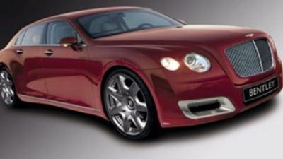 Next Bentley Arnage To Get Audi Turbo-Diesel Power?
