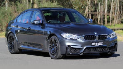 BMW M3 Review: 2014 DCT Automatic