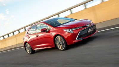 Hybrid Corolla hot hatch possible