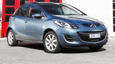 2013 Mazda2: Price And Features For Value-Boosted Light Hatch