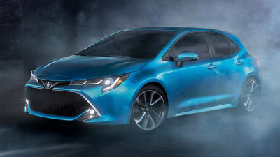 New Toyota Corolla due in August
