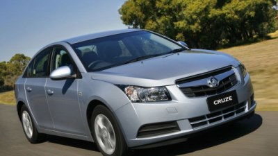 2009 Holden Cruze Gets Automatic Transmission Update