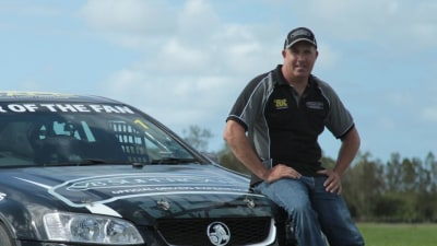 Racer Paul Morris Offers Driver Training For Lance 'Buddy' Franklin