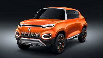 Suzuki Gets Cute With SUV Concept in India
