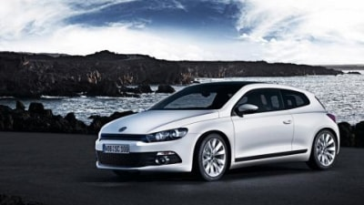 VW Scirocco sports coupe Geneva preview