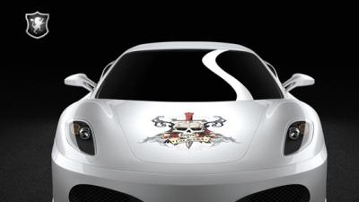 Ferrari F430 Calavera: A Unique Sportcars And Novitec Rosso Creation