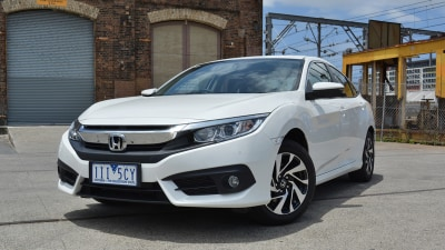 2017 Honda Civic VTi-S Sedan REVIEW | New Small Car Has Got Its Mojo Back