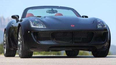 Tauro Sport Unveils 'New' V8 Spider