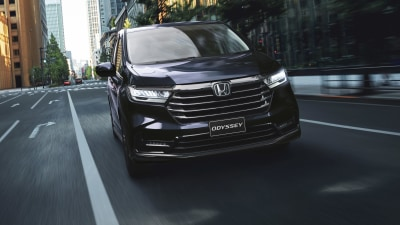 Honda Odyssey to end production in March 2022, plans for a successor unclear