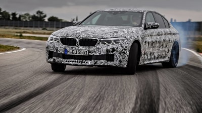 Hold On Tight - BMW Confirms AWD For 2018 M5