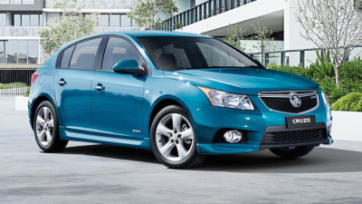 Holden Cruze Precautionary Recall In Response To US Market Fire Risk