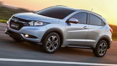 Honda HR-V 1.8 Petrol Confirmed For February Australian Launch