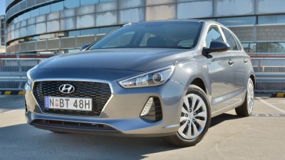 2018 Hyundai i30 Go new car review