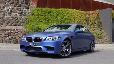 BMW M5 REVIEW | 2016 M5 Pure - A Lower Price, But No Less Thrills