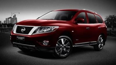 2015 Nissan Pathfinder Hybrid: Price And Features For Australia