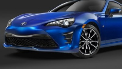 Toyota reveals upgraded 86