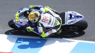 MotoGP: Qualifying Cancelled Due To Rain; Rossi To Start From Pole