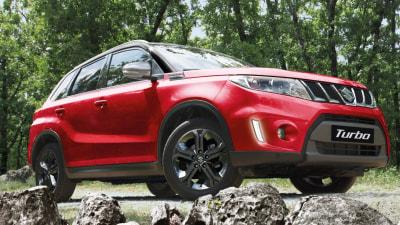 2016 Suzuki Vitara S Turbo - Price, Features and Specifications