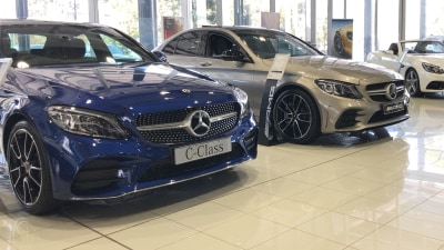 Mercedes-Benz increases prices for the second time in nine months
