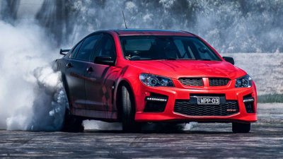 Walkinshaw Releases W507 Package For HSV GTS