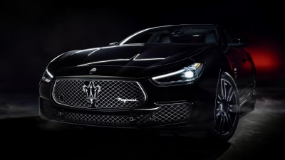 Maserati collaborates with Japanese street culture icon for special editions