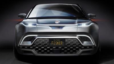 2021 Fisker SUV teased with 'California' sunroof