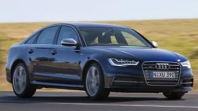 New car review: Audi S6