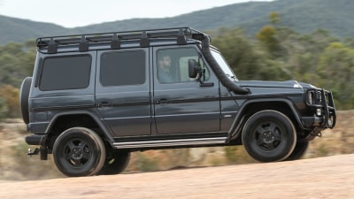 Mercedes-Benz Expands G-Class Professional Range With New Wagon