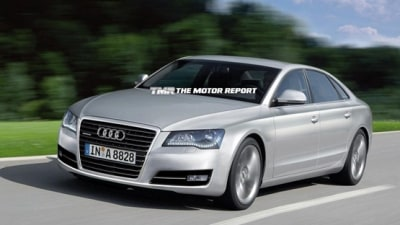 2010 Audi A8 Unveiling Confirmed For Miami, November 30