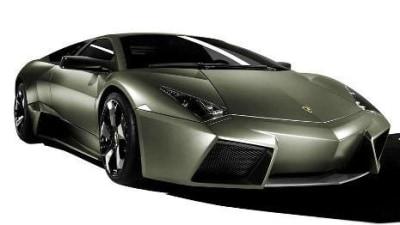 2007 Sydney Motor Show - Lamborghini Reventón