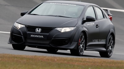 Honda's New Turbo Petrol Engines, DCT; Civic Type R Revealed Further