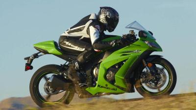 2011 Kawasaki ZX-10R Ninja Revealed