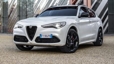 2021 Alfa Romeo Stelvio Veloce Ti unveiled for Europe