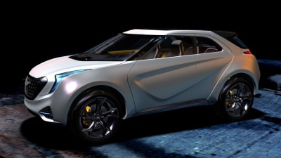Hyundai Curb Concept Introduces New Brand Direction