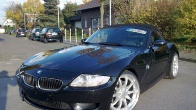 411kW V10 Powered BMW Z4 For Sale