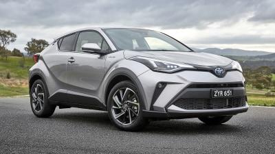 2020 Toyota C-HR: Hybrid confirmed for December