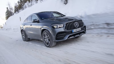 2020 Mercedes-AMG GLE53 review