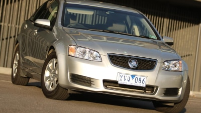 Holden Commodore Omega Series II Review