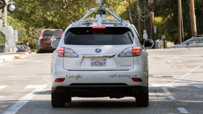 Google's Self-Driving Cars Caught In 11 Prangs, But It's All Part Of The Process