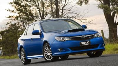 2010 Subaru Impreza WRX Club Spec 10 Announced For Australia, Only 250 To Be Built