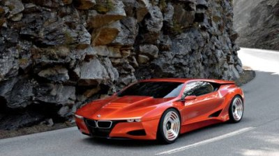 2009 Melbourne International Motor Show To Feature BMW M1 Homage