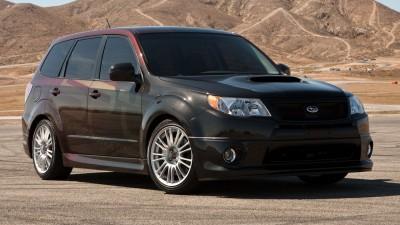 Subaru Planning Surprise Performer For Australian International Motor Show